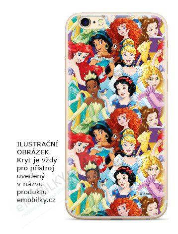 sports shoes 77987 41f54 Disney Princess 001 Back Cover Multicolor pro Huawei P20 Lite