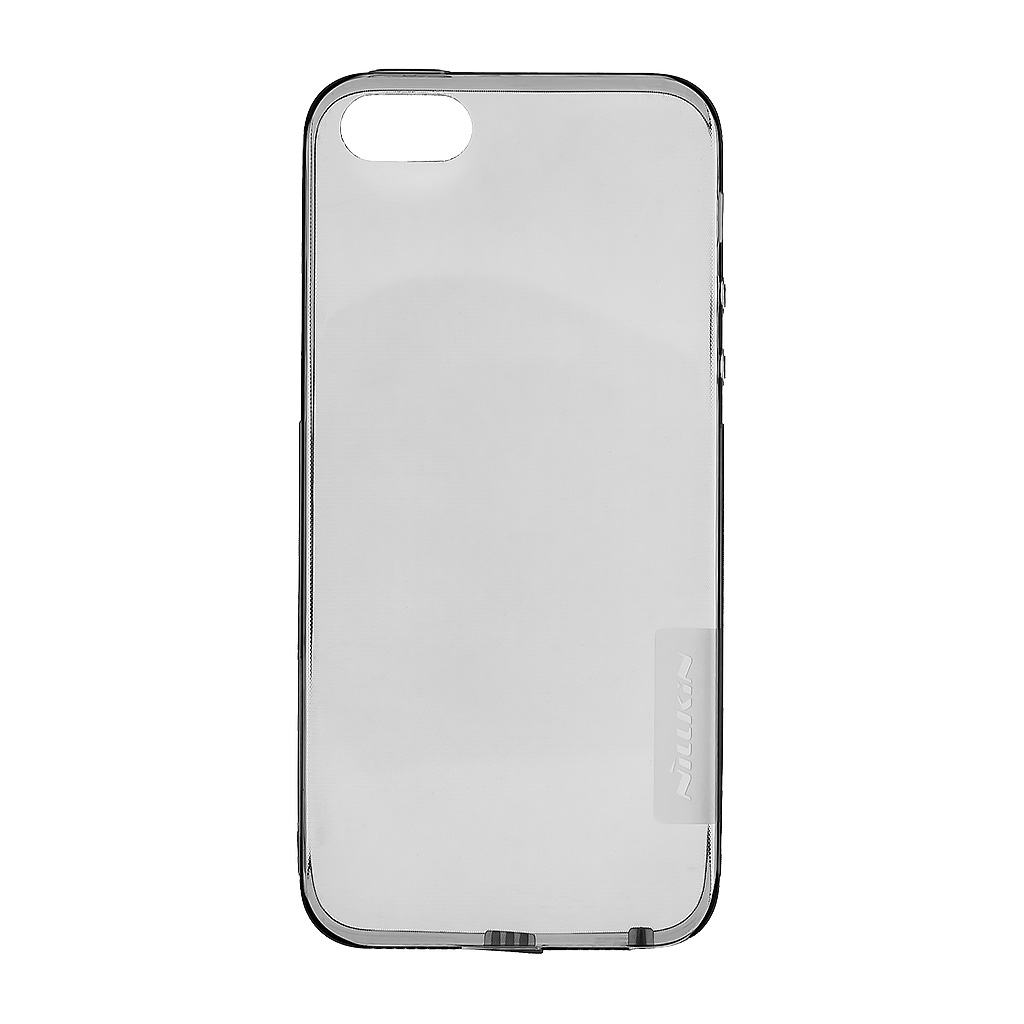 Nillkin Nature TPU Kryt Grey pro iPhone 5/5S/SE 6902048116931