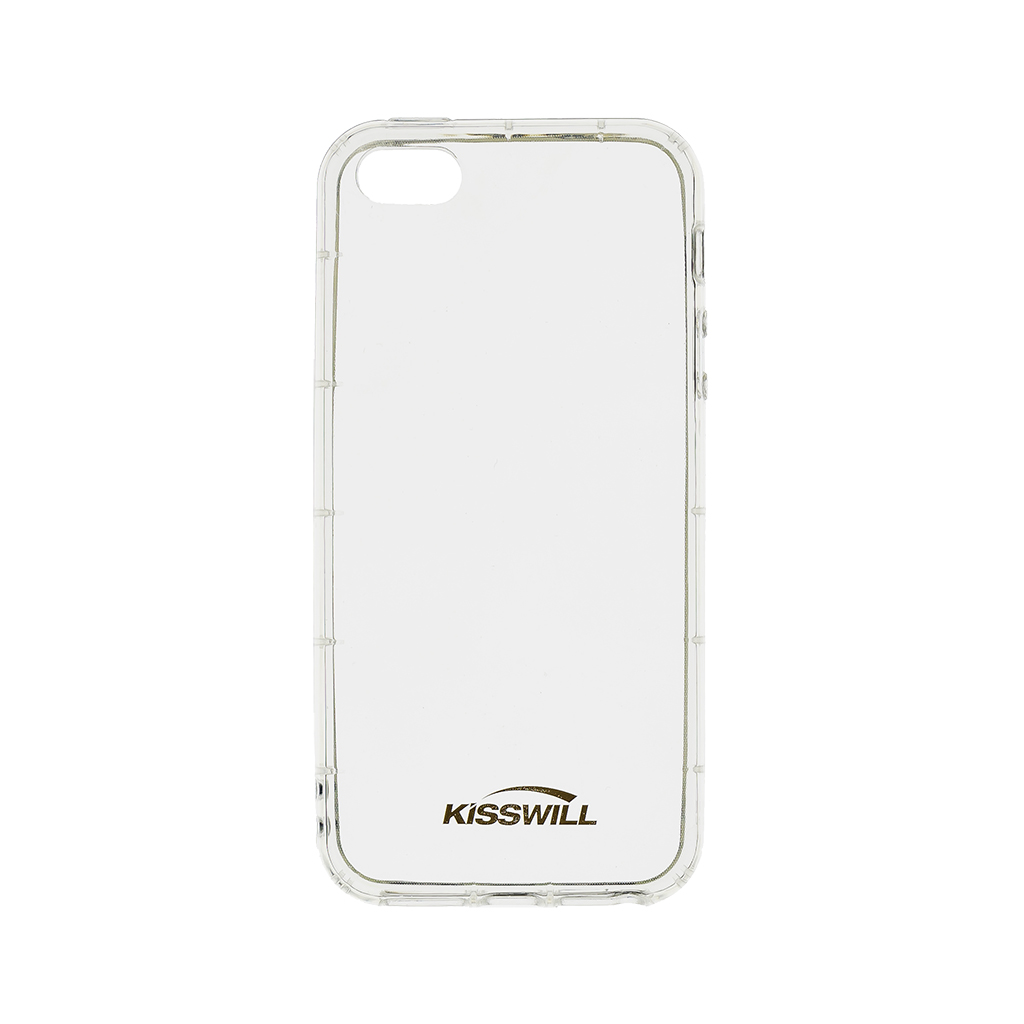 Kisswill Air Around TPU Kryt pro iPhone 5/5S/SE Transparent 8595642268304