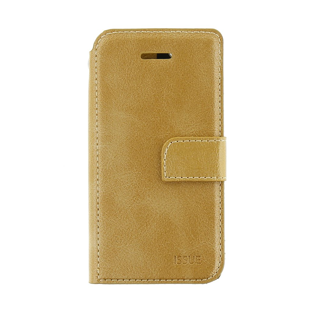 Molan Cano Issue Book Pouzdro pro Honor 8A Gold 8596311059438
