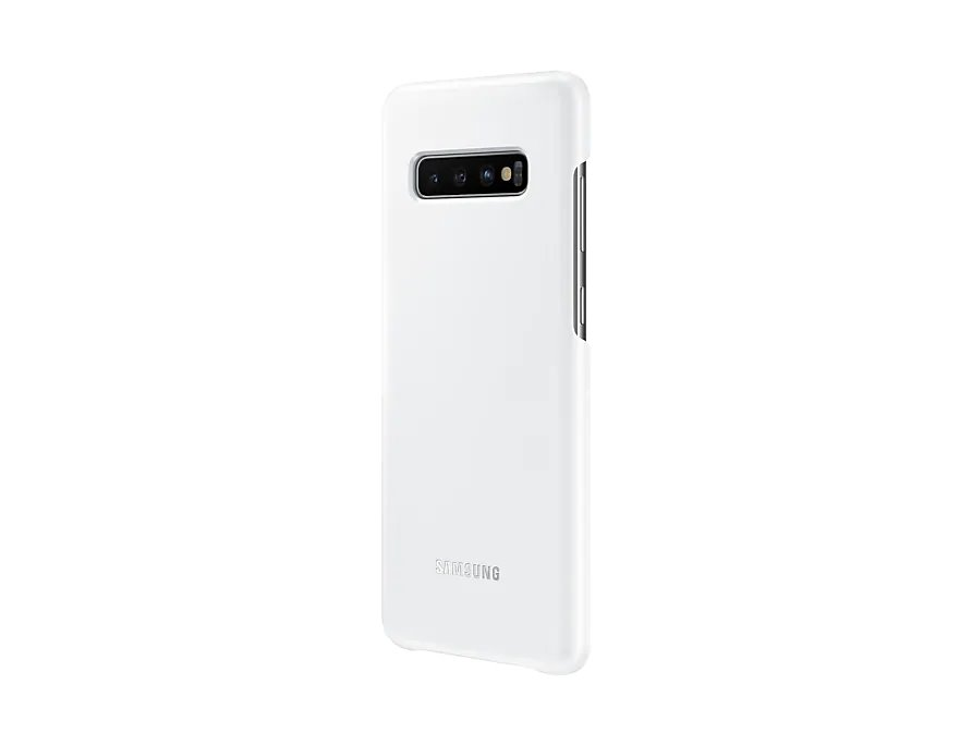 EF-KG975CWE Samsung LED Cover White pro G975 Galaxy S10 Plus 8801643644666