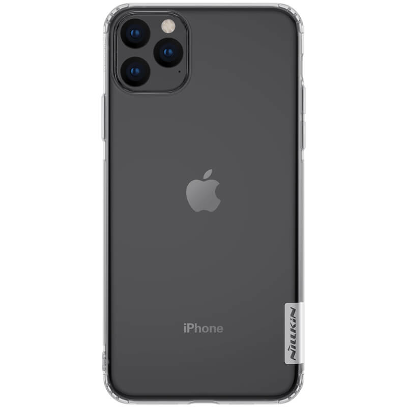 Nillkin Nature TPU Kryt pro iPhone 11 Pro Max Transparent 6902048184688