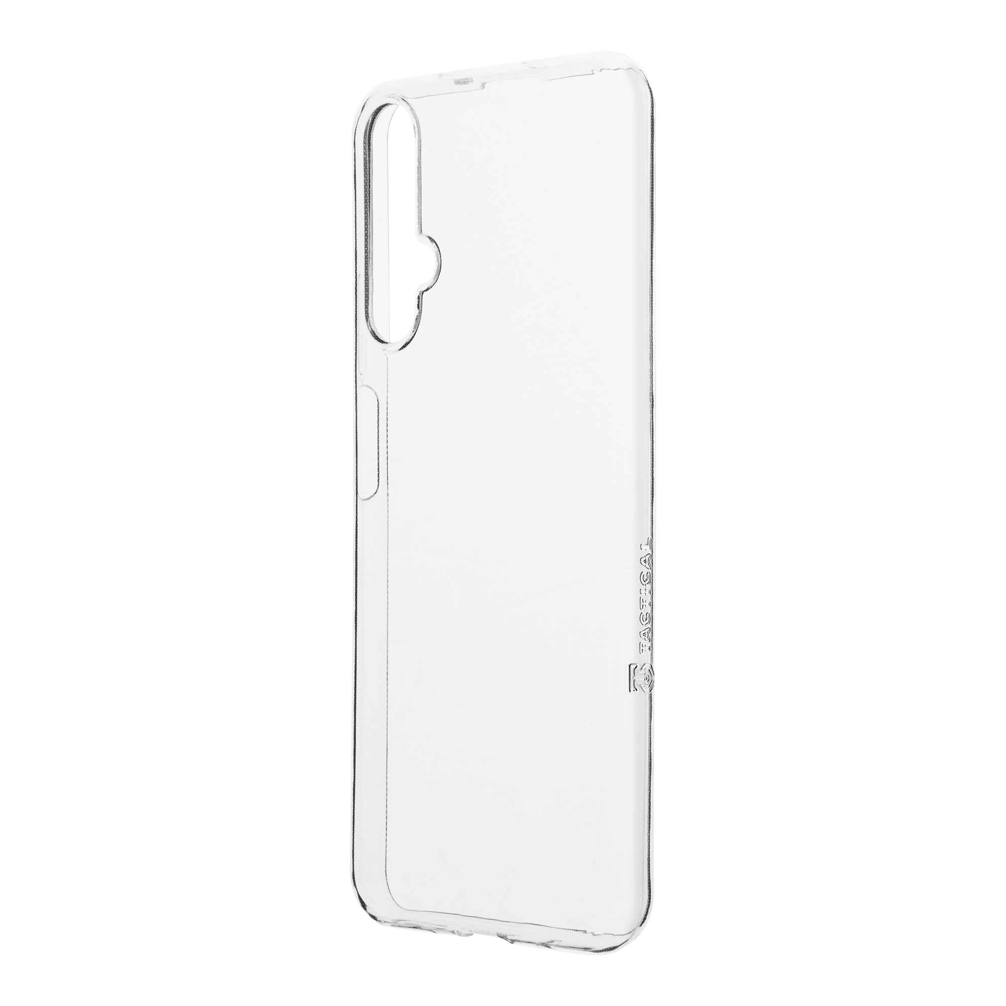 Tactical TPU Kryt pro Honor 20/Huawei Nova 5T Transparent 8596311088520