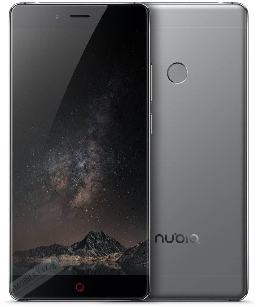 Nubia Z11 DualSIM 4+64GB Black/Grey