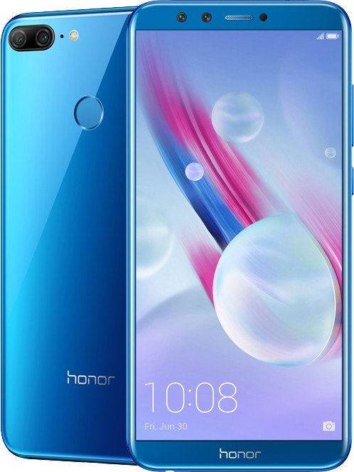 Honor 9 Lite 3/32GB Dual SIM, modrý