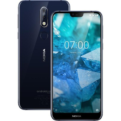 Nokia 7.1 3GB/32GB Single SIM Blue, CZ