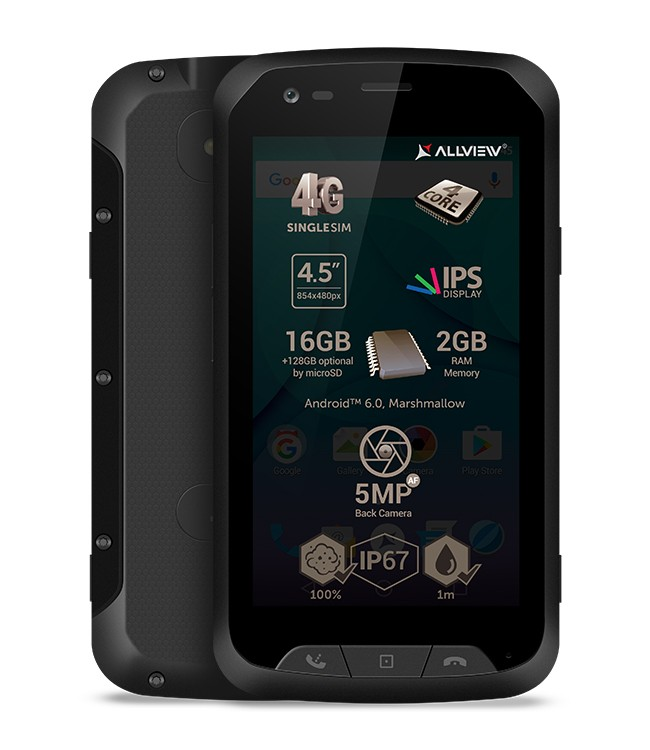 Allview E3 Jump Black