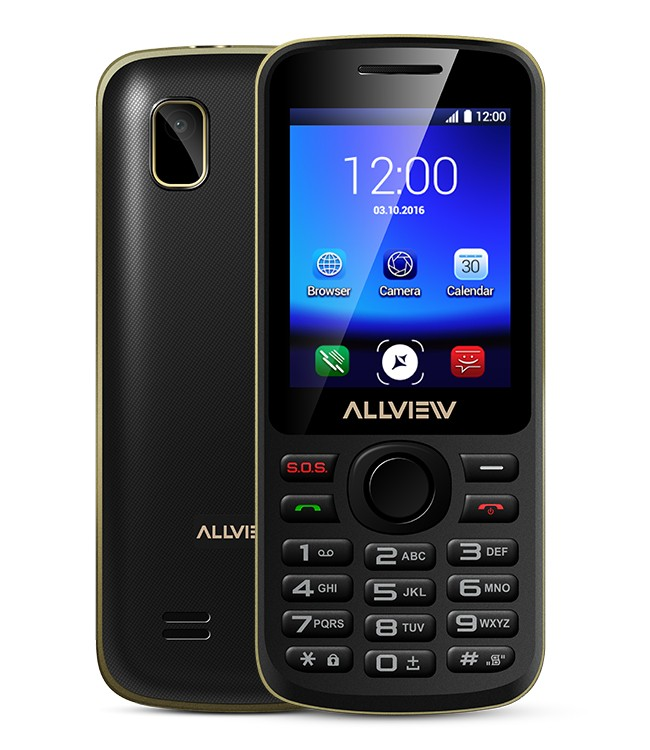 Allview M9 Connect Dual SIM Black