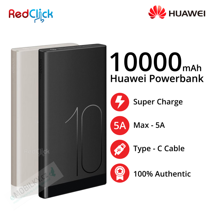 Huawei PowerBank AP09S 10 000mAh Black