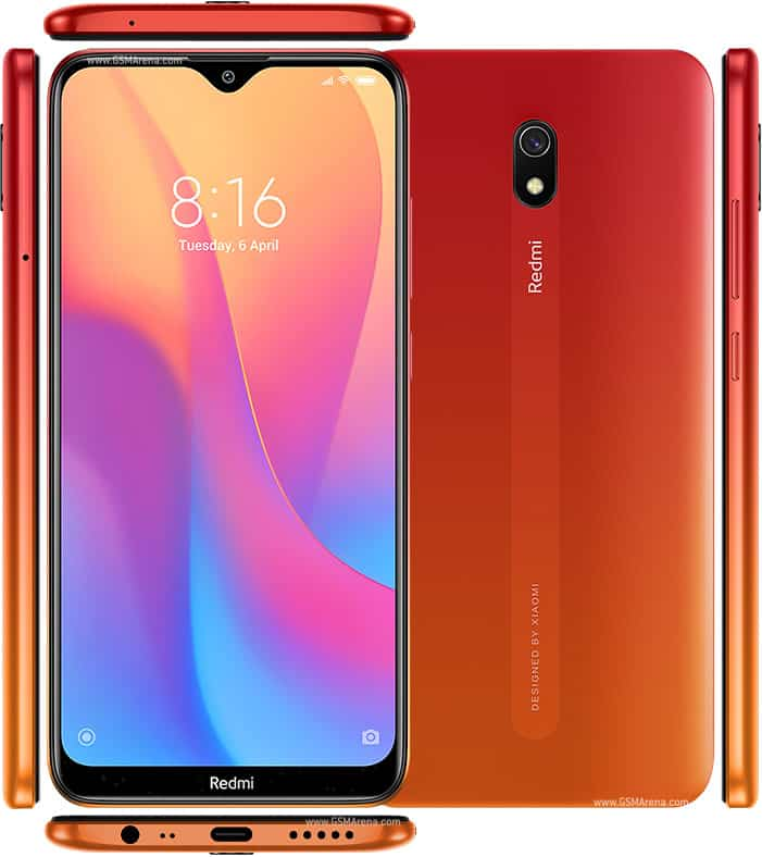 Xiaomi Redmi 8A 2GB/32GB Sunset Red
