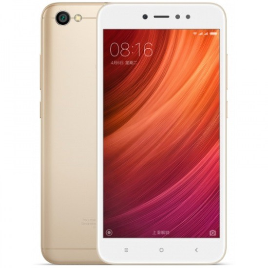 Xiaomi Redmi Note 5A Prime 3GB/32GB Global, zlatá