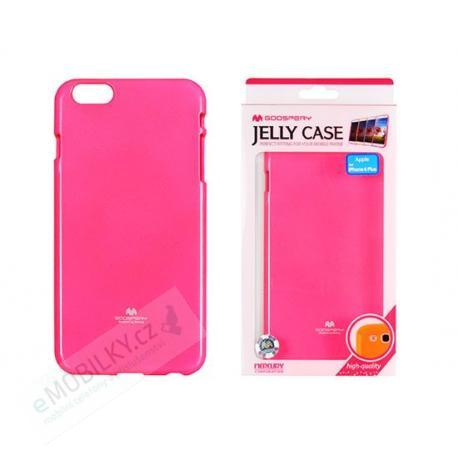 Mercury Fluorscence Jelly Case pro iPhone 7/8 Plus Hot Pink