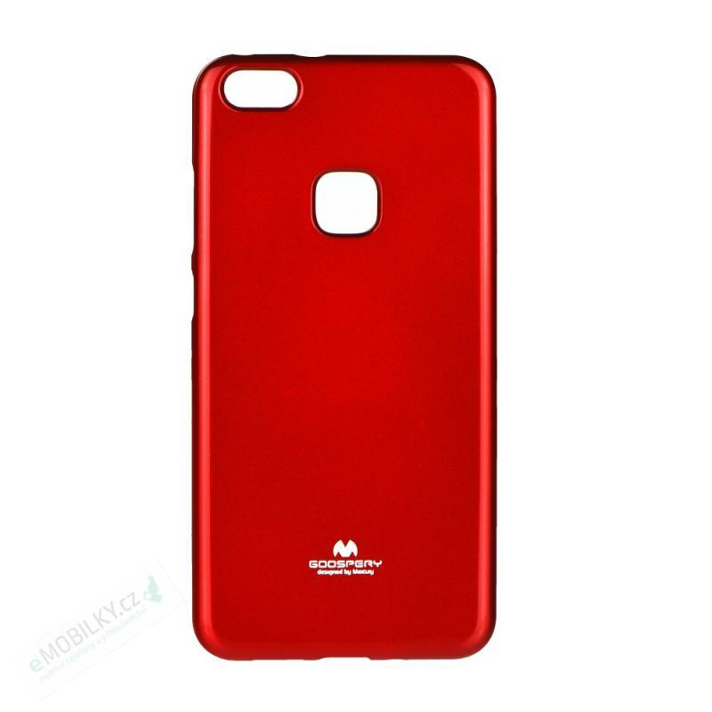 Mercury Jelly Case pro Huawei Y7 Prime 2018 Red