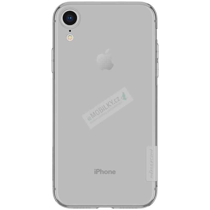 Nillkin Nature TPU Kryt Grey pro iPhone XR 6902048162907