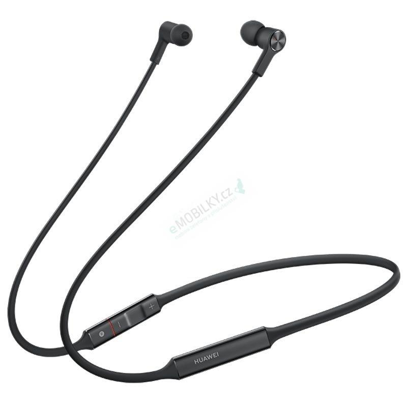 Huawei CM70 FreeLace Stereo Bluetooth Headset Black 6901443296064