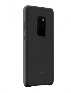 Huawei Original Silicone Car Case Black pro Huawei Mate 20 (EU Blister) 6901443251285