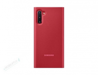 EF-NN970PRE Samsung LED Flipcover pro N970 Galaxy Note 10 Red (EU Blister) 8806090045547