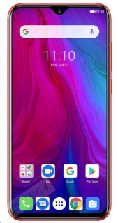 UleFone Power 6 DS 4+64GB gsm tel. Red