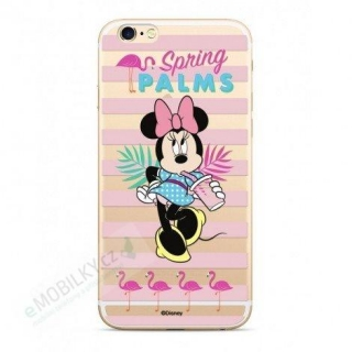 Disney Minnie 028 Back Cover Transparent pro iPhone XS Max 5903040648049