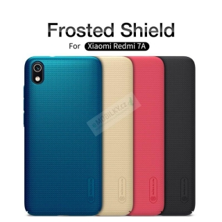 Nillkin Super Frosted Zadní Kryt pro Xiaomi Redmi 7A Peacock Blue 6902048181465