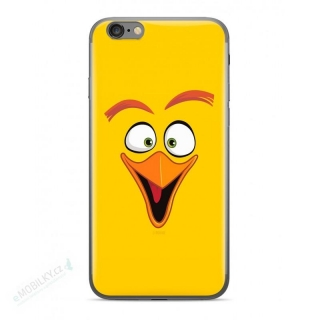 Angry Birds Zadní Kryt 012 pro iPhone7/8 Yellow 5902980774955