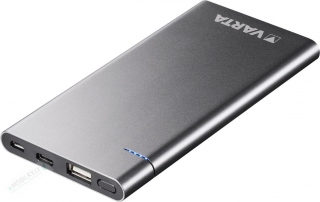 VARTA Power Bank Dual Type C SLIM 6000mAh (EU Blister) 4008496926909