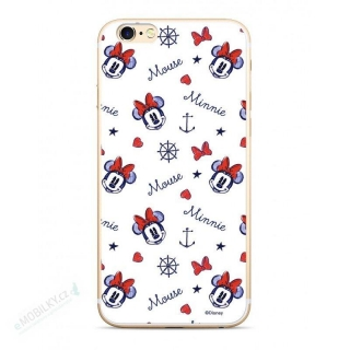 Disney Minnie 007 Back Cover pro Huawei P20 Lite White
