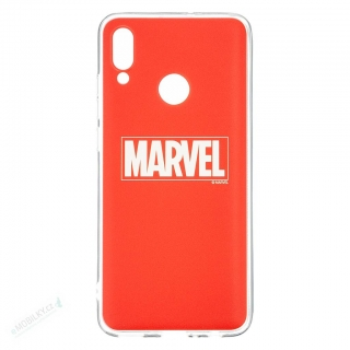 MARVEL 002 Zadní Kryt for Huawei P Smart 2019 Red 5903040770900