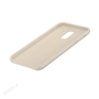 EF-PA605CFE Samsung Dual Layer Cover Gold pro Galaxy A6 Plus 2018 (EU Blister)