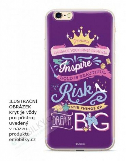 Disney Princess 003 Back Cover Multicolored pro iPhone 5/5S/SE
