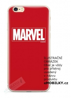 MARVEL 002 Zadní Kryt for Huawei P Smart 2019 Red