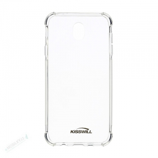 Kisswill Shock TPU Kryt pro Samsung G390/G398 Galaxy Xcover 4/4s Transparent 8596311091742