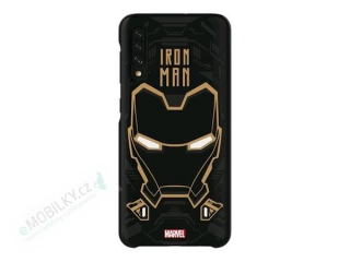 GP-FGA505HIBBW Samsung Iron Man Edition Kryt pro Galaxy A50 Black (EU Blister)