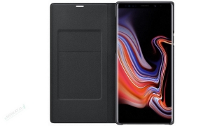 EF-NN960PBE Samsung LED View Case Black pro N960 Galaxy Note 9 (EU Blister)