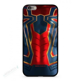 Spiderman 016 Premium Glass Zadní Kryt pro iPhone X Multicolored 5903040662250
