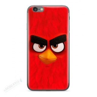 Angry Birds Zadní Kryt 005 pro iPhone XR Red
