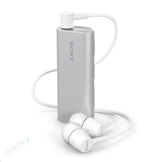 SBH56 Sony Stereo Bluetooth Headset Silver (EU Blister)