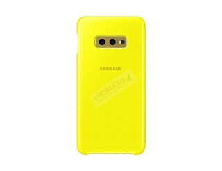 EF-ZG970CYE Samsung Clear View Cover Yellow pro G970 Galaxy S10 Lite (EU Blister)