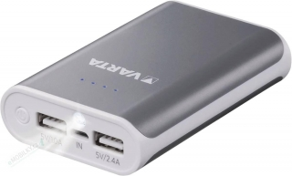 VARTA Power Bank Dual USB 6000mAh (EU Blister)