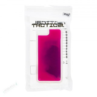 Tactical TPU Neon Glowing Kryt pro iPhone X/Xs Pink (EU Blister)