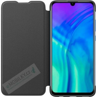 Honor Original Book Pouzdro pro Honor 20 Lite Black (EU Blister)