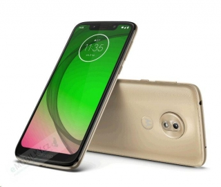 Motorola Moto G7 Play DS gsm tel. Gold