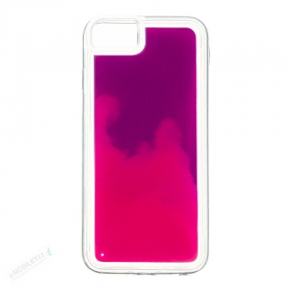 Tactical TPU Neon Glowing Kryt pro iPhone 7/8plus  Pink (EU Blister)
