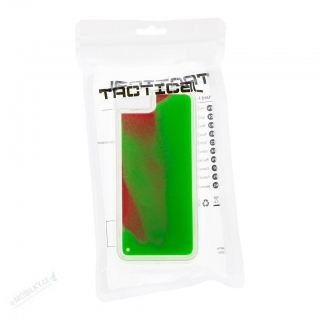 Tactical TPU Neon Glowing Kryt pro iPhone 5/5S/SE Green (EU Blister)