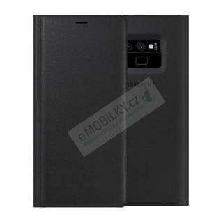 EF-WN960LBE Samsung View Cover Black pro N960 Galaxy Note 9 (EU Blister) 8801643394844