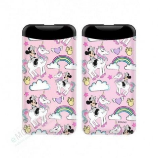 PowerBank 6000mAh Disney Minnie 015 Pink 2.1A 5903040517970