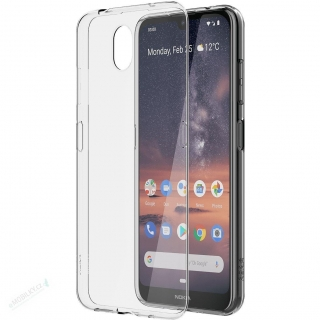 CC-132 Nokia Slim Crystal Cover pro Nokia 3.2 Transparent (EU Blister)