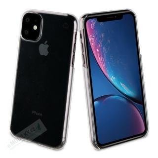 Muvit For Change Recycletek ECO Kryt pro Apple iPhone 11 Transparent (ECO Blister) 3663111142846