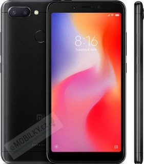 Xiaomi Redmi 6 3GB/64GB Global Black