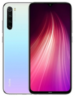 Xiaomi Redmi Note 8 4GB/128GB, Moonlight White